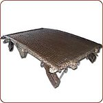Ox Cart Coffee Table