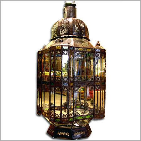oversized marrakesh moroccan lantern