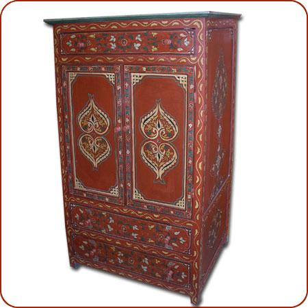Moroccan TV Cabinet