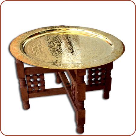 Moroccan brass table moroccan table moroccan furniture moroccan