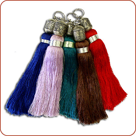 Tassels home decor