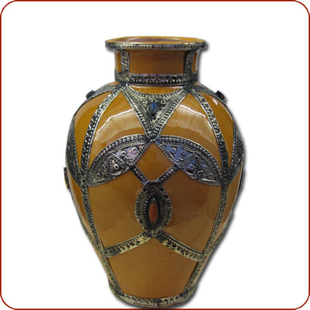 name marrakech deco vase - Decorative Vases