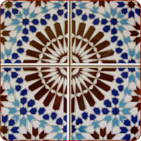 Andalusian Ceramic Tile