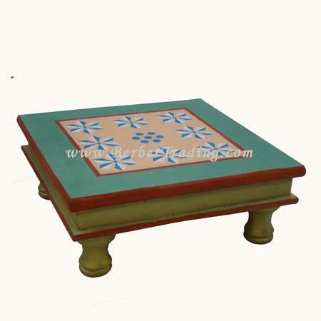 Name: Pinwheel Bajot Table