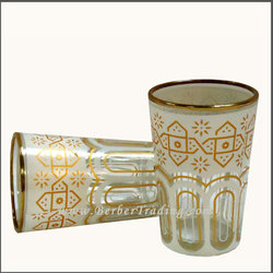 Bahja Moroccan Tea Glasses