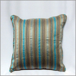 Stripes Moroccan Pillow
