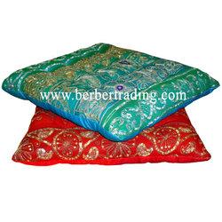 Sitara Seat Cushions  sc 1 st  Berber Trading & cushions Moroccan chair cushion floor cushion
