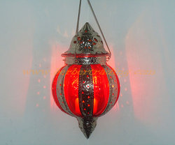 Ambiance red lamp