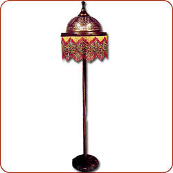 Damascus Floor Lamp