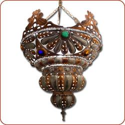 Moroccan Lamp and Lantern - Swiniya Chandelier