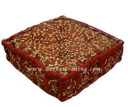 moroccan floor cushions. Elegant Floor Cushion cushion  Moroccan poof seating