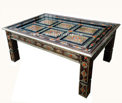 Imperial Moroccan coffee table