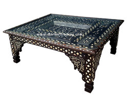 Moroccan table Moroccan coffee table Moroccan decor