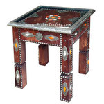 Marrakech Corner Table