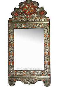 Majesty Silver Mirror