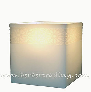 Majorelle Scented Candle Luminary