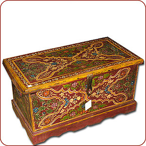 Nepalese Style Trunk