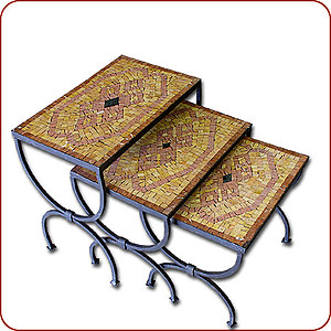 Zarbia Nested Tables