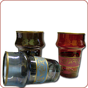 Kahwa Tea Glasses