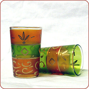 Amal Tea Glasses