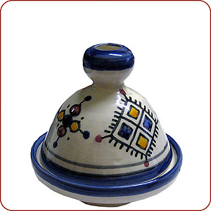 Zarbia Condiment Tagine