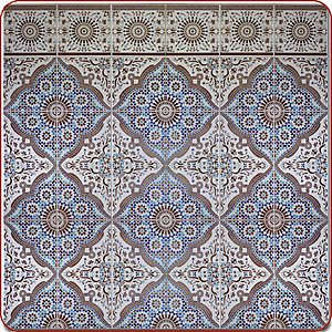 Andalusian Ceramic Tile