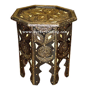 Casbah corner table