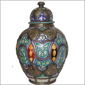 Andalus Vase