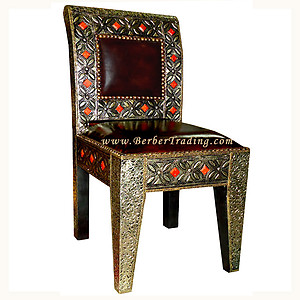 Touareg Moroccan Chair