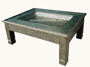 Moorish Moroccan table