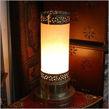 Moroccan lamp moroccan table lamp moroccan brass lamp name menara moroccan lamp aloadofball Images