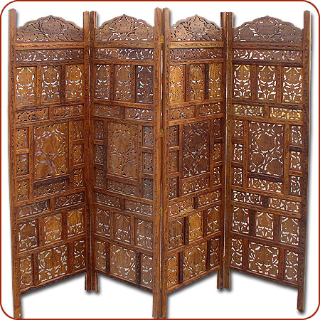 Moroccan and Indian Furniture Moroccan room divider Moroccan