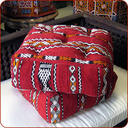 Moroccan floor pillow, kilim pillow, kilim floor pillow, moroccan kilim,
