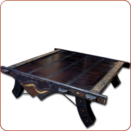 oxcart table indo asian furniture moroccan table indian table