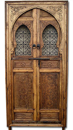 Name Carved Cedar Door & Moroccan door moroccan cedar door moroccan carved door