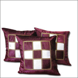 Velvet Chess Pillow