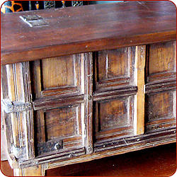 Old Long Chest