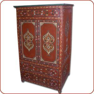 Moroccan TV Cabinet