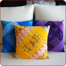 Lace Embroidered Pillow