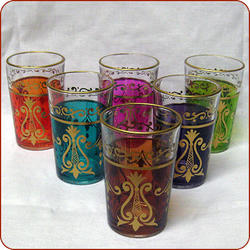 Mosiqa Tea Glasses