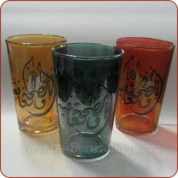 Arabica Tea Glasses