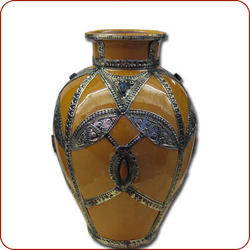 Marrakech Deco Vase