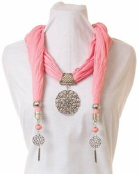 Fashion Embellished Scarves