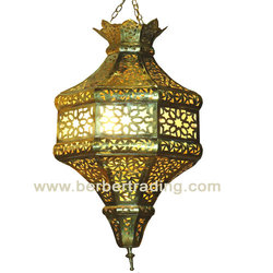 Tiffany Moroccan Lamp