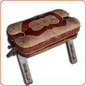 Camel Saddle Stool