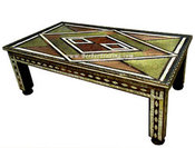 Diamontine Moroccan table